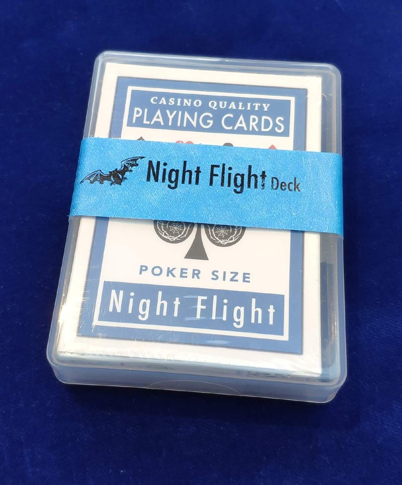 steve dela - night flight deck - review